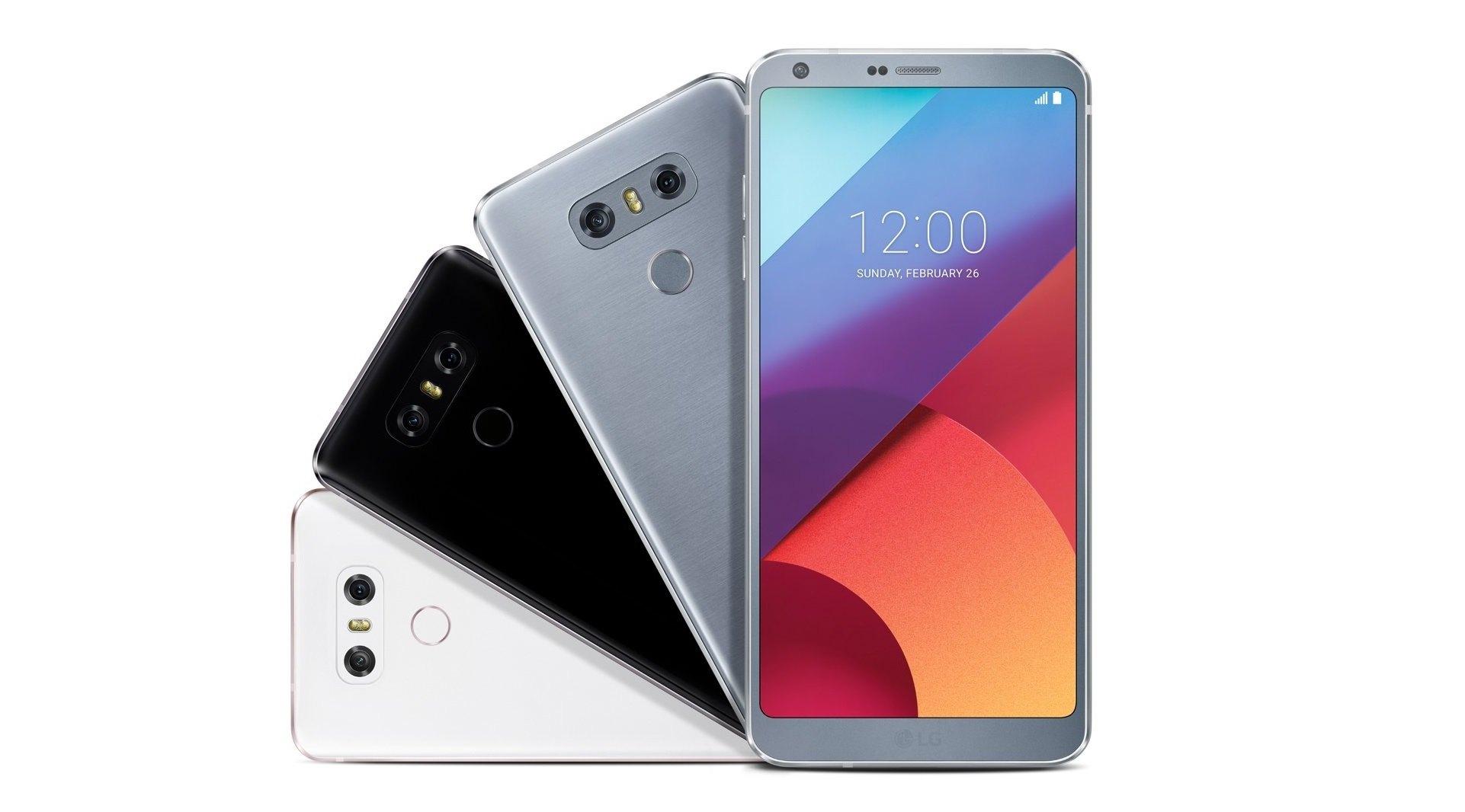 LG G6 dojmovi