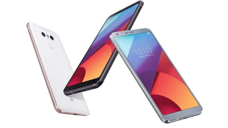 LG G6 zvanično predstavljen