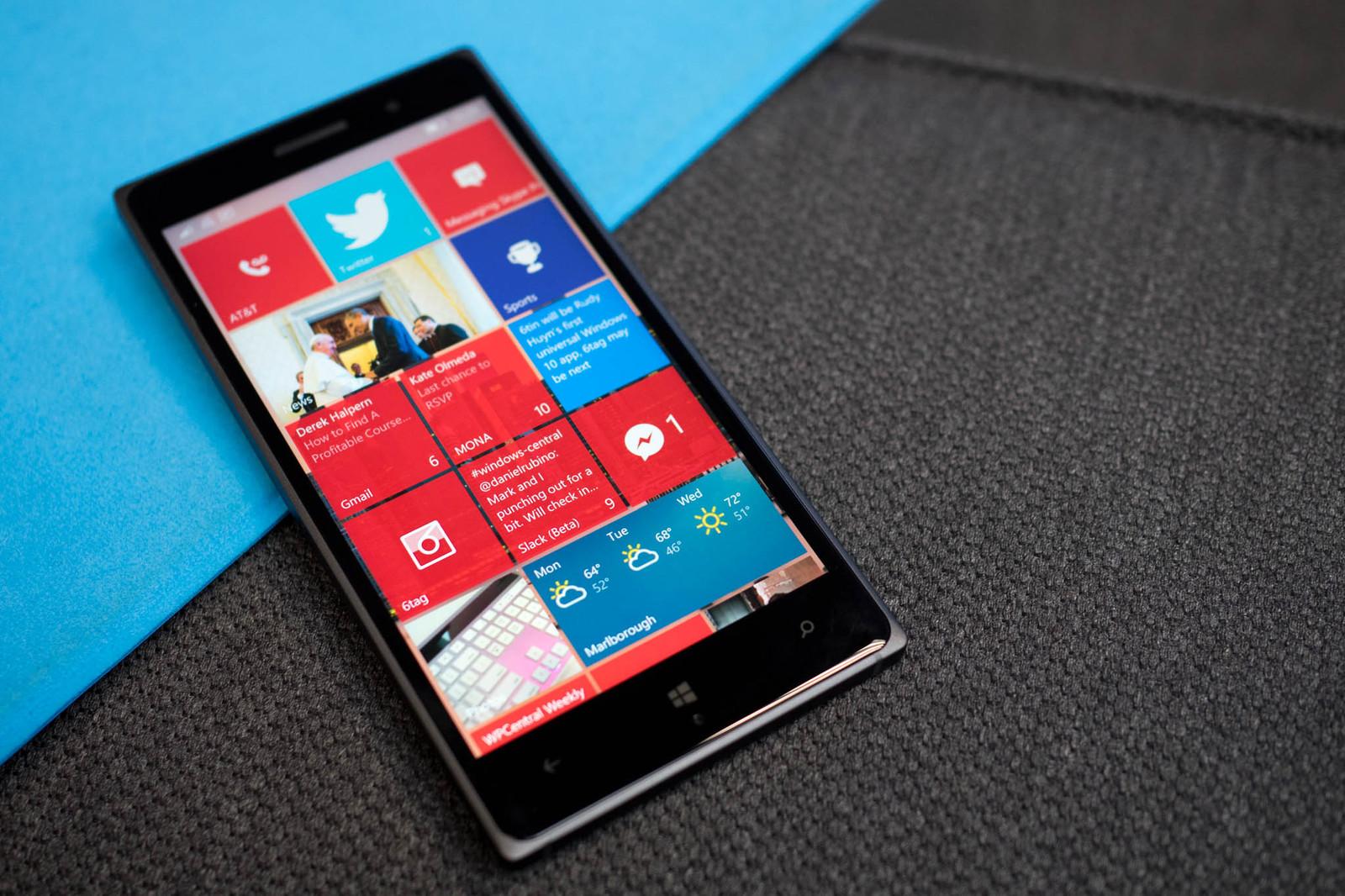 Windows 10 Mobile udio u trzistu