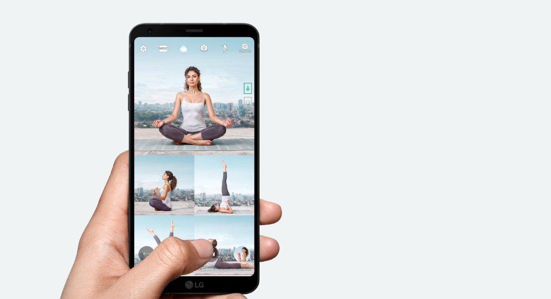 LG G6 izlazak
