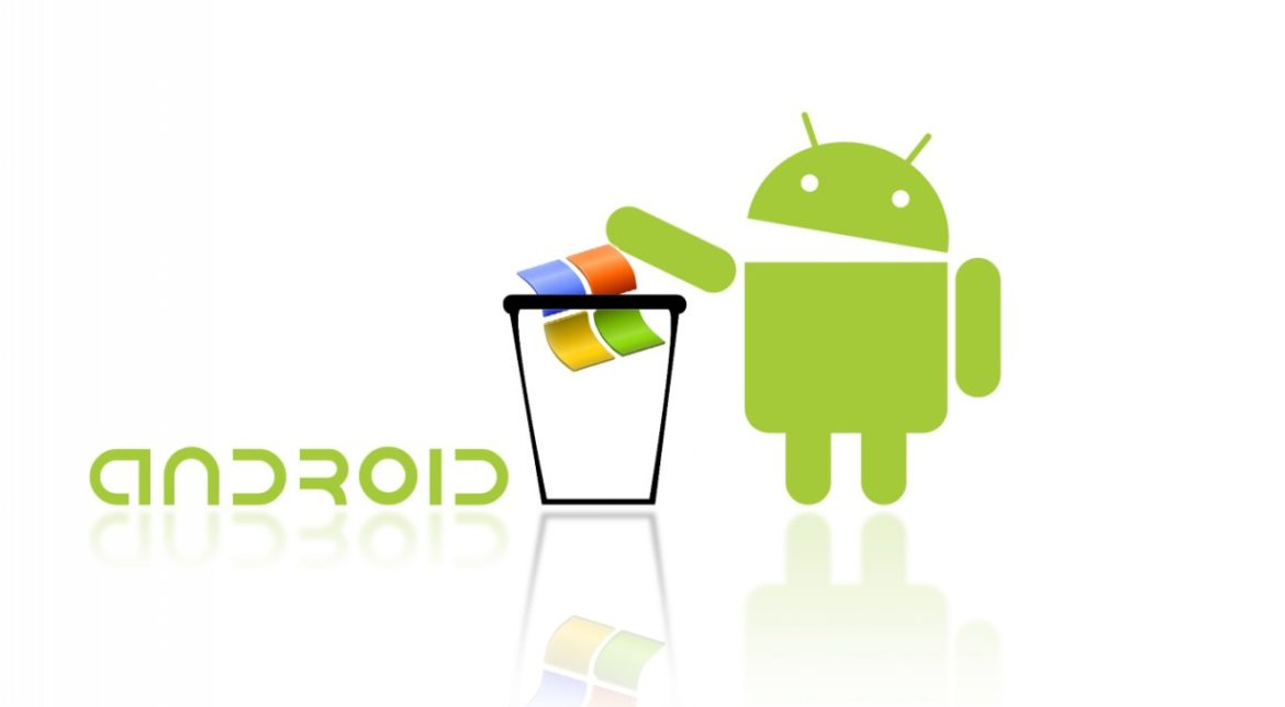 android pretekao windows
