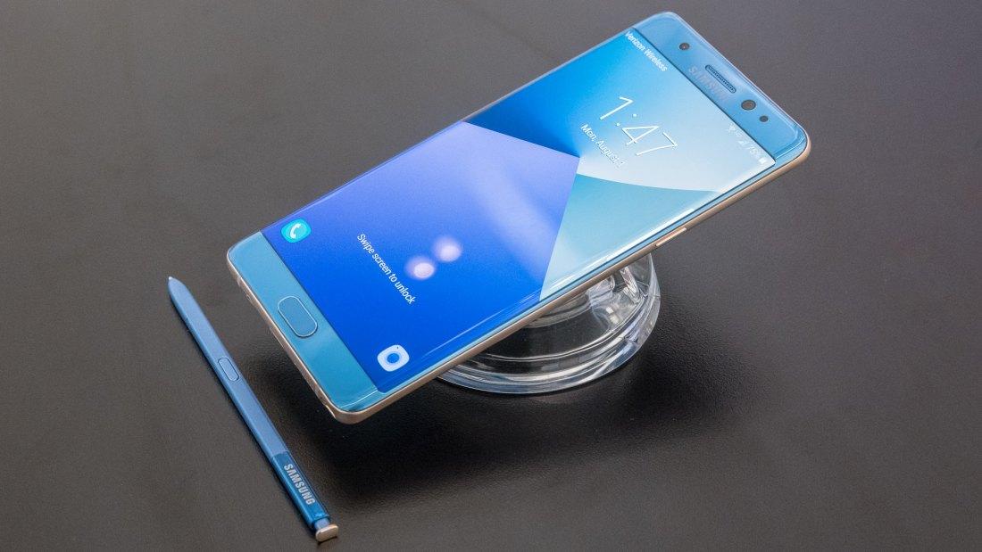 Kako razlikovati Galaxy Note 7 i Galaxy Note 7R