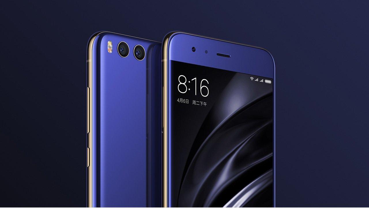 Xiaomi Mi 6 kamera
