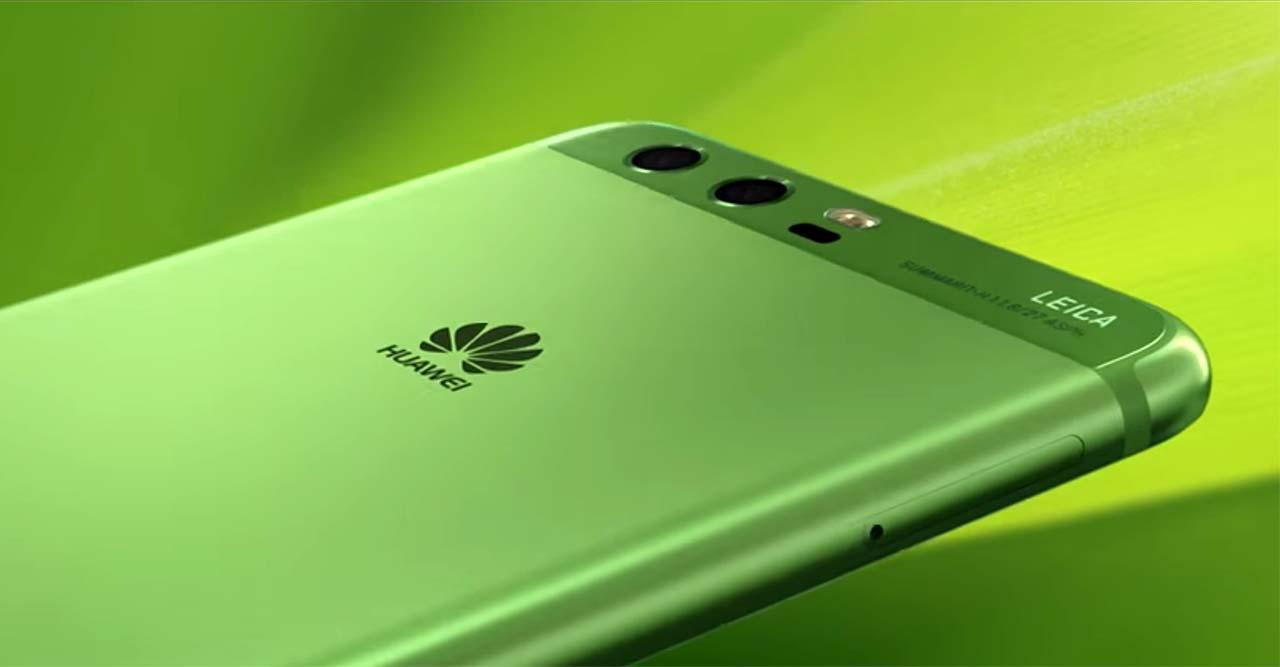 Huawei P10 memorijski čipovi