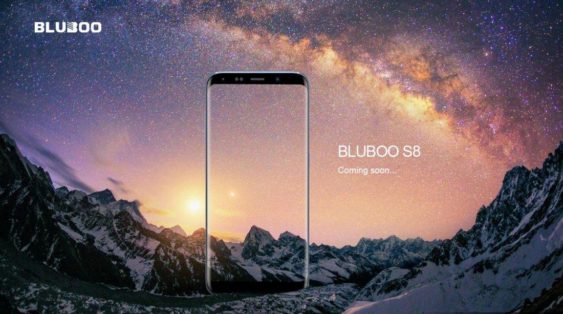Bluboo S8 slike