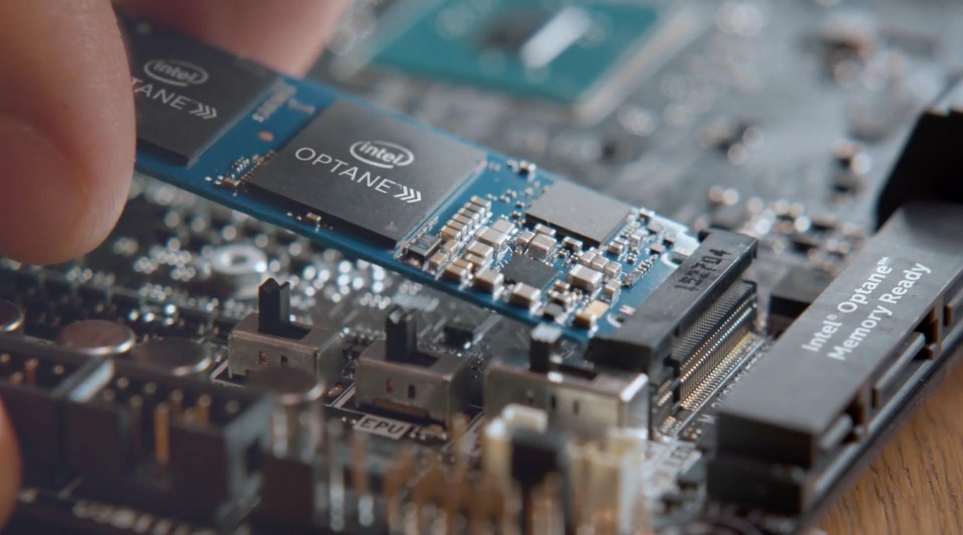 Šta je Intel Optane memorija