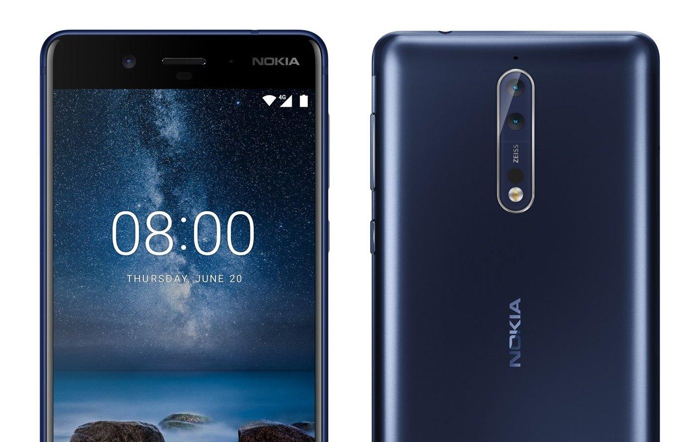 Nokia 8 slike