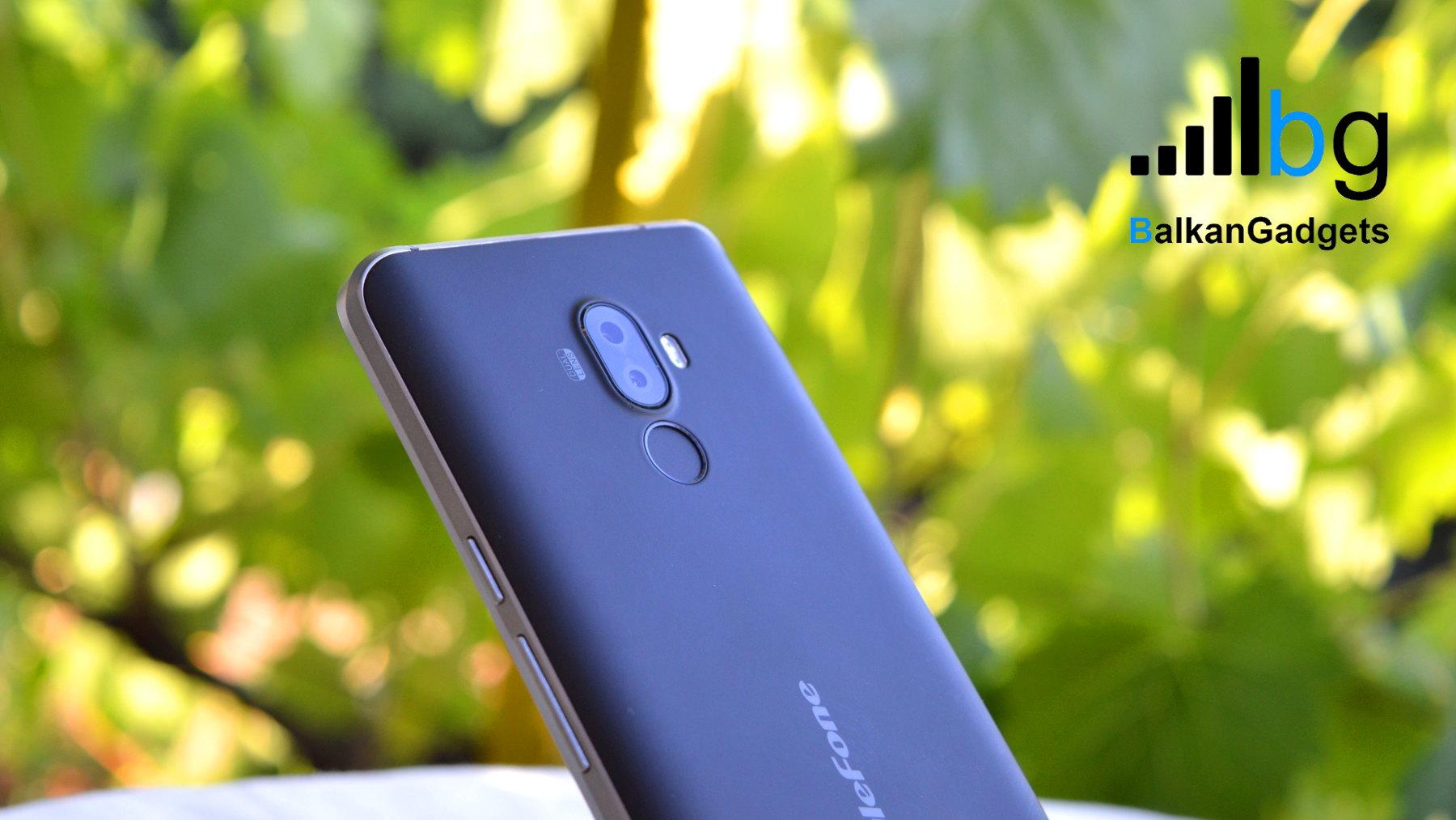 Ulefone S8 Recenzija