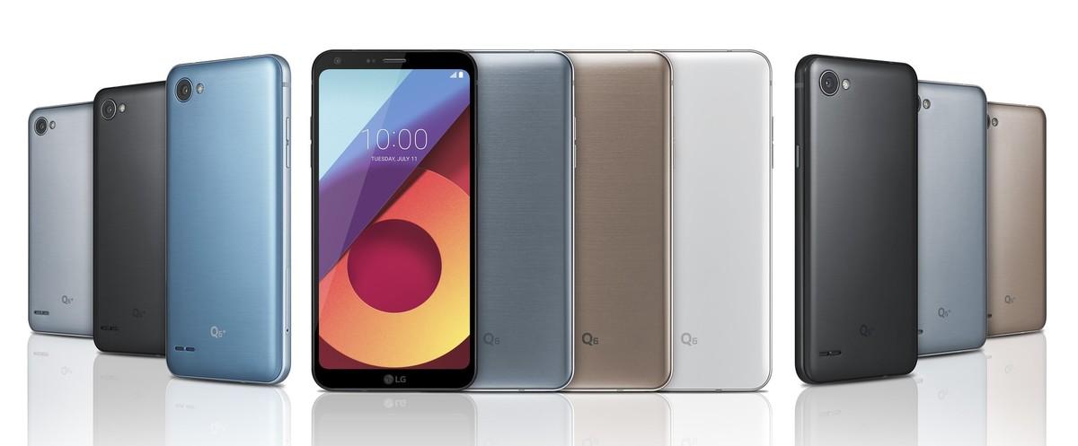 LG lansirao prihvatljivi LG Q6