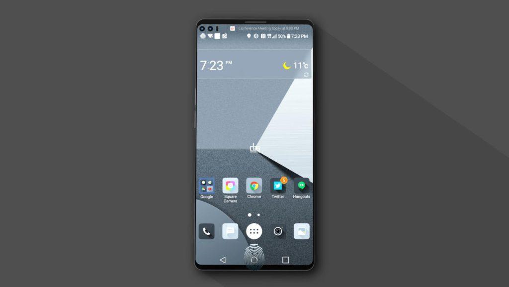 LG V30 specifikacije