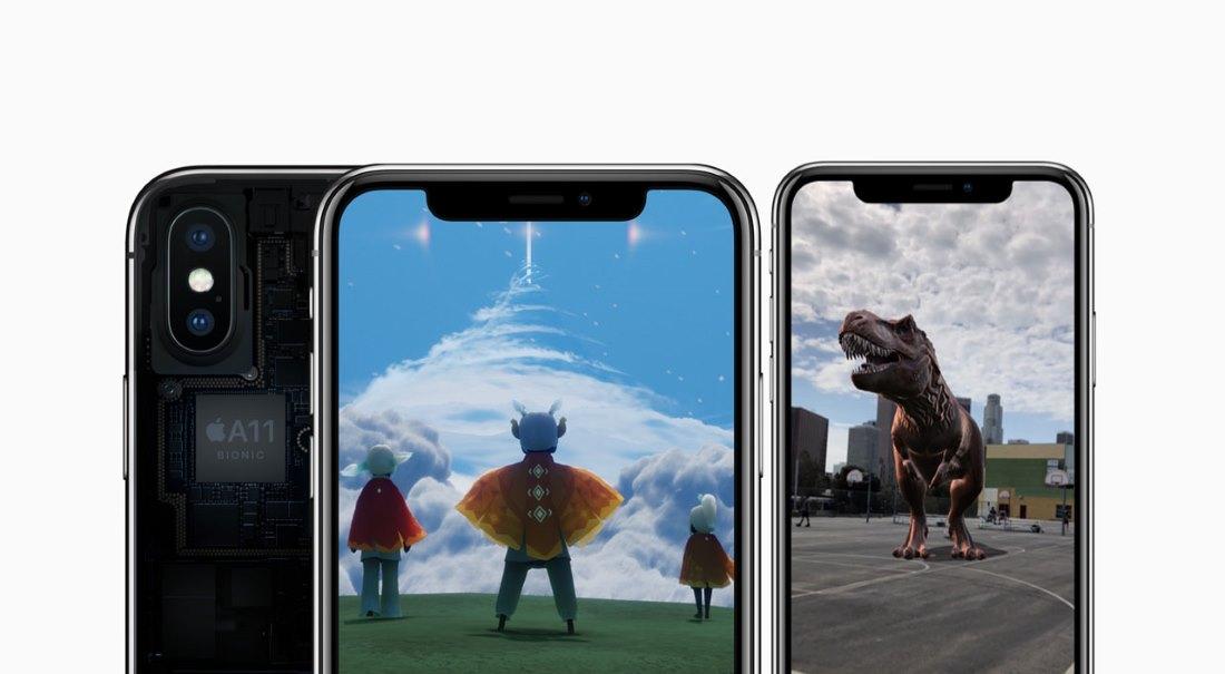 iphone X geekbench a11 bionic