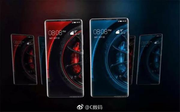 Huawei Mate 10 Pro slike