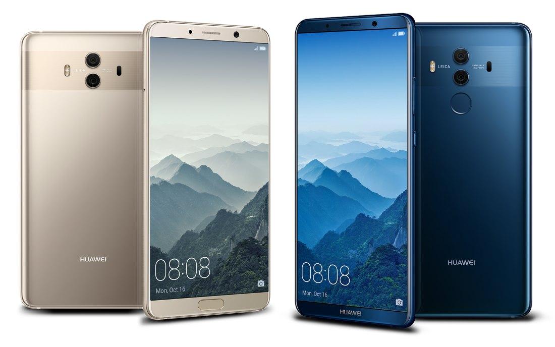 Huawei Mate 10 i Mate 10 Pro
