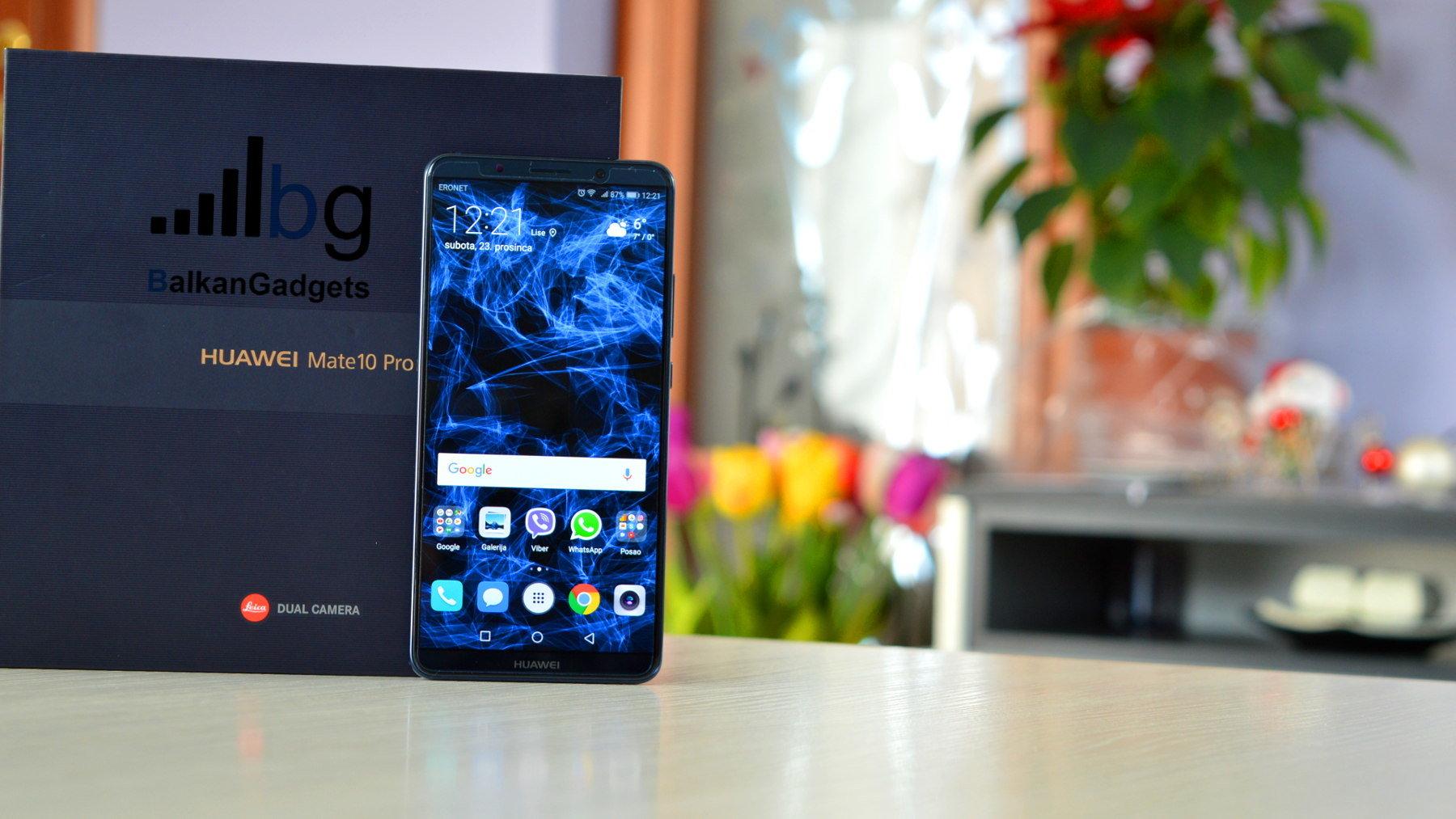 Huawei MAte 10 Pro Recenzija Review