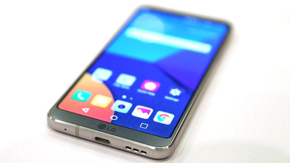 Android 8 Oreo za LG G6