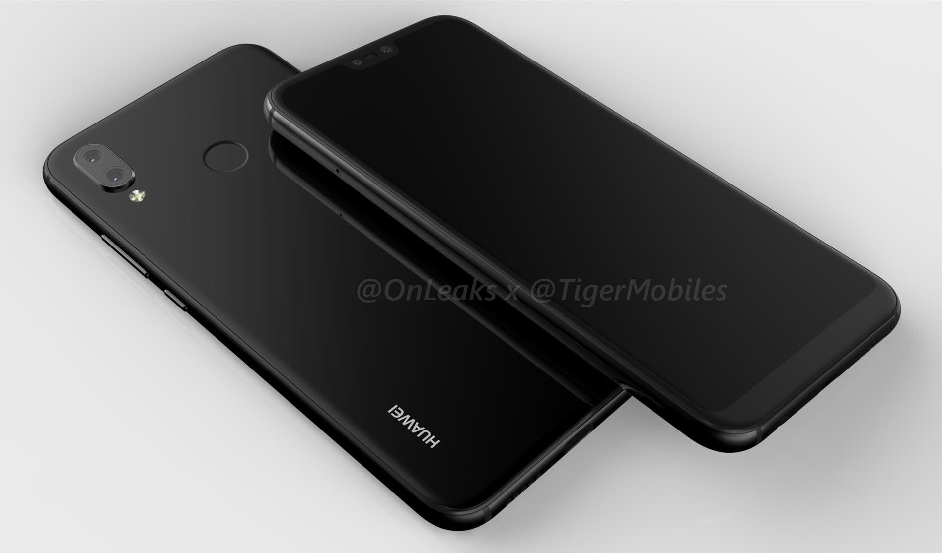Huawei P20 izlazak Huawei P20 Lite slike