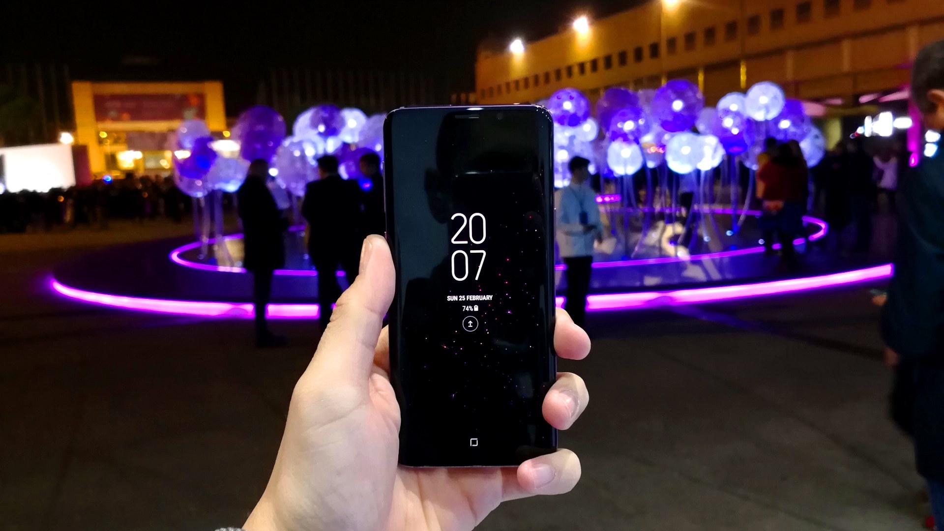 Samsung Galaxy S9 dojmovi