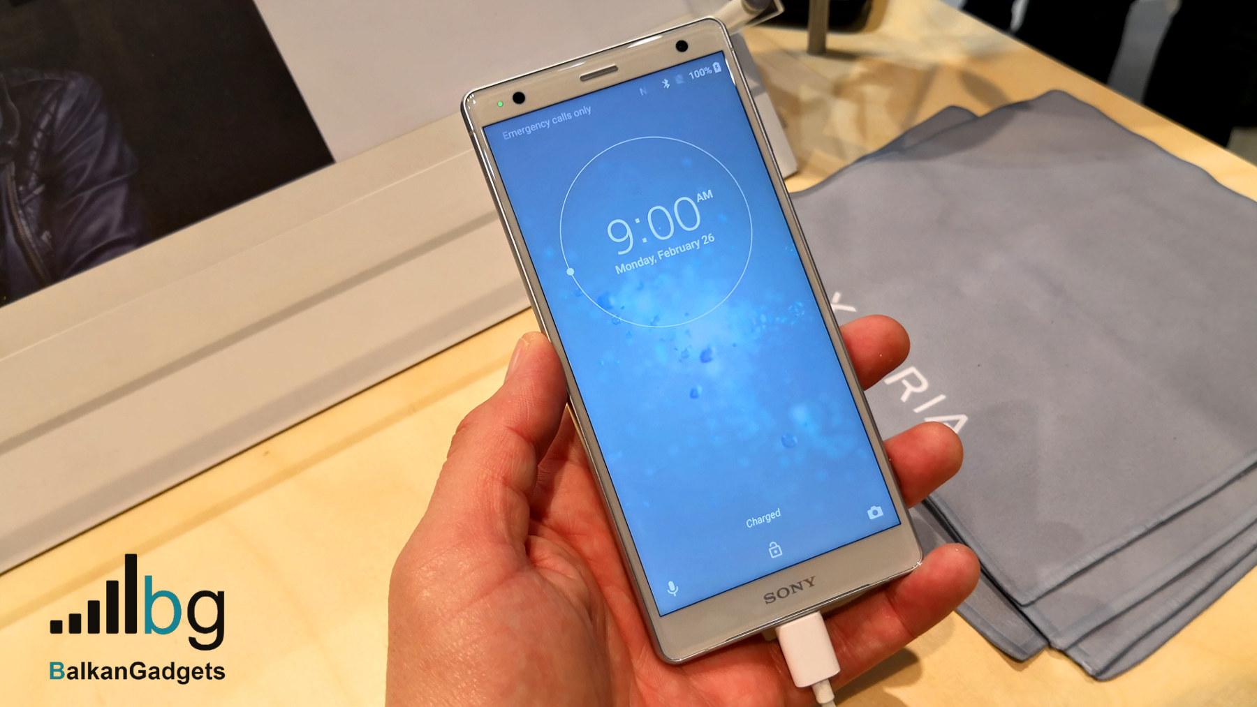 Sony Xperia XZ2 i XZ2 Compact dojmovi