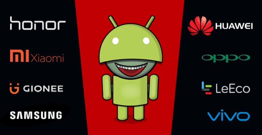 Android malware - Naslovna