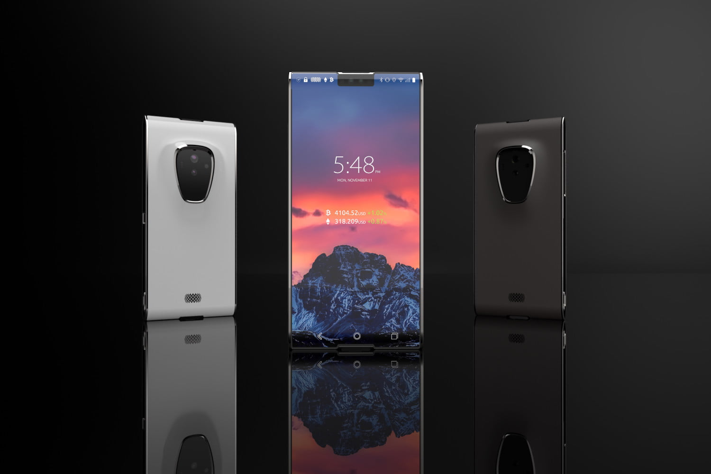 Huawei blockchain pametni telefon sirin labs finney