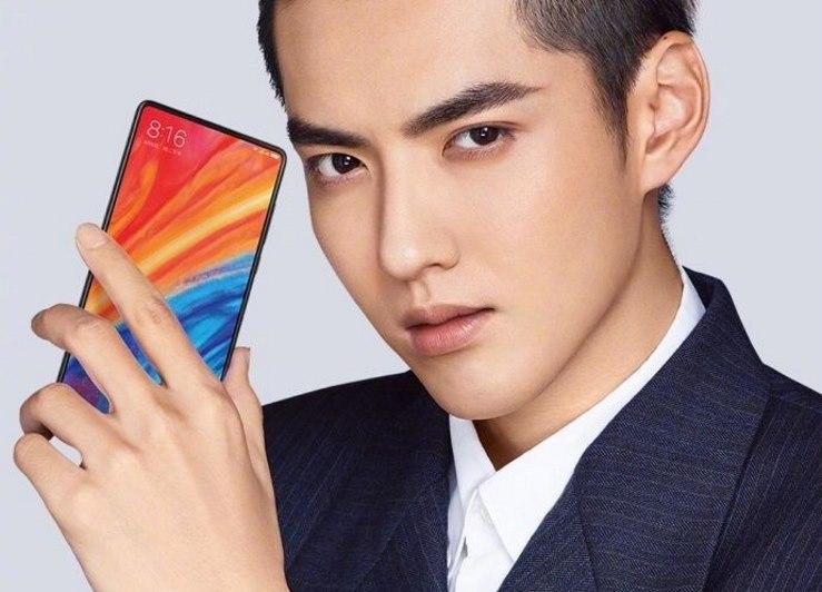 Xiaomi Mi Mix 2S izlazak slike