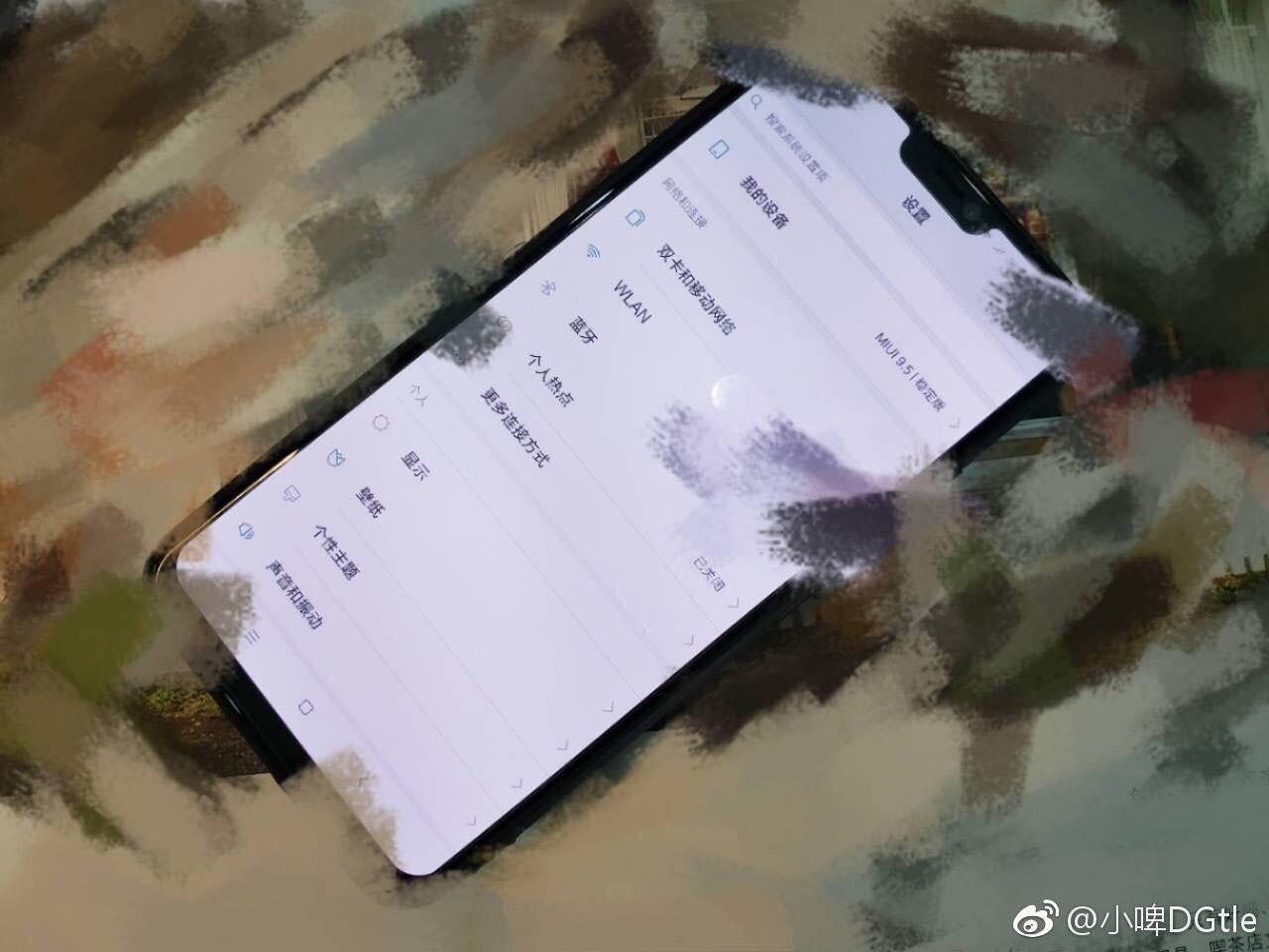 Xiaomi MI 7 slike izlazak