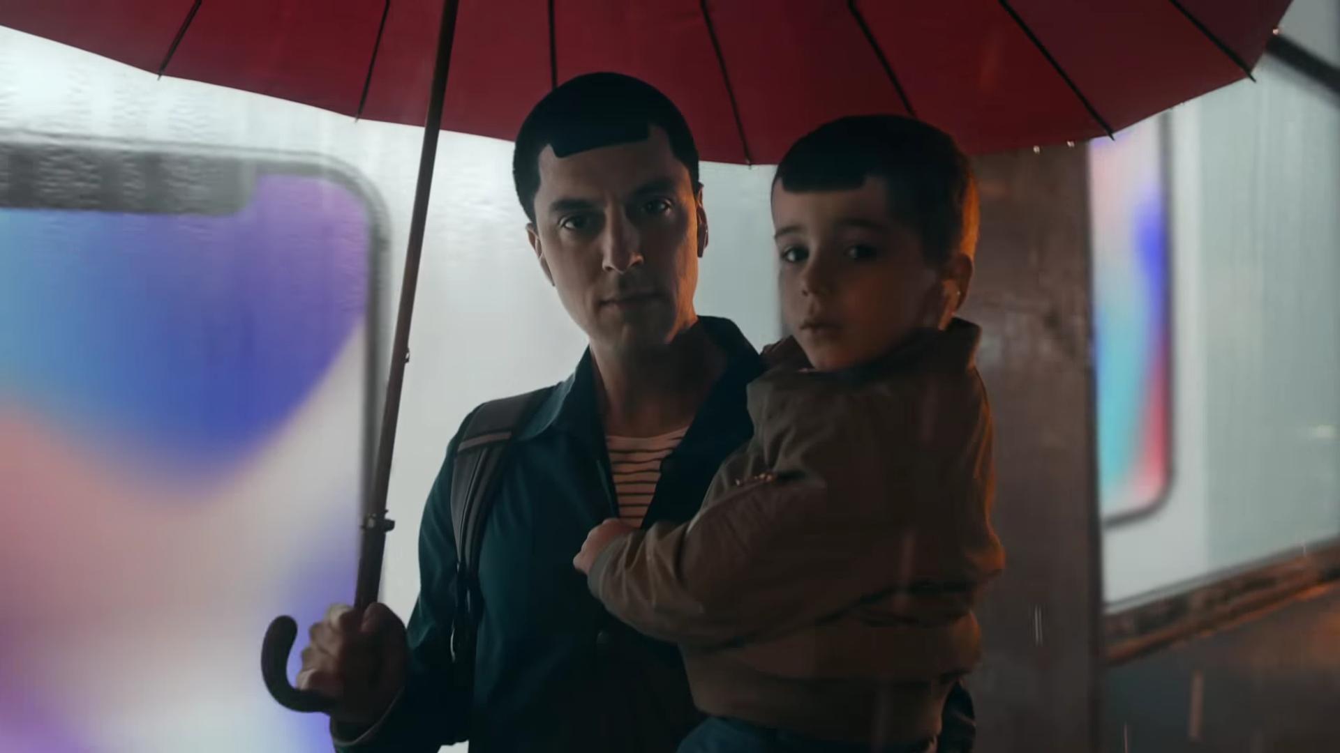 Galaxy S9 reklama - Naslovna