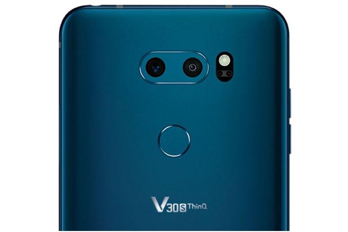 LG V35 ThinQ specifikacije - Naslovna