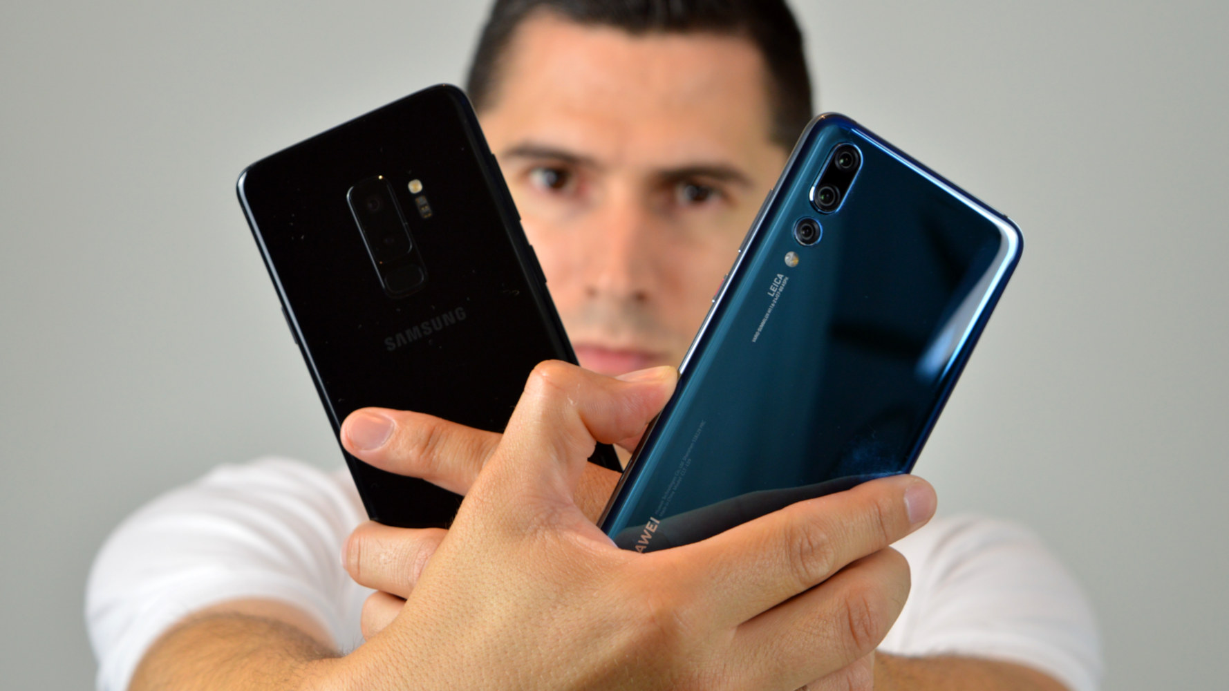Huawei P20 Pro vs Samsung Galaxy S9 usporedba kamera