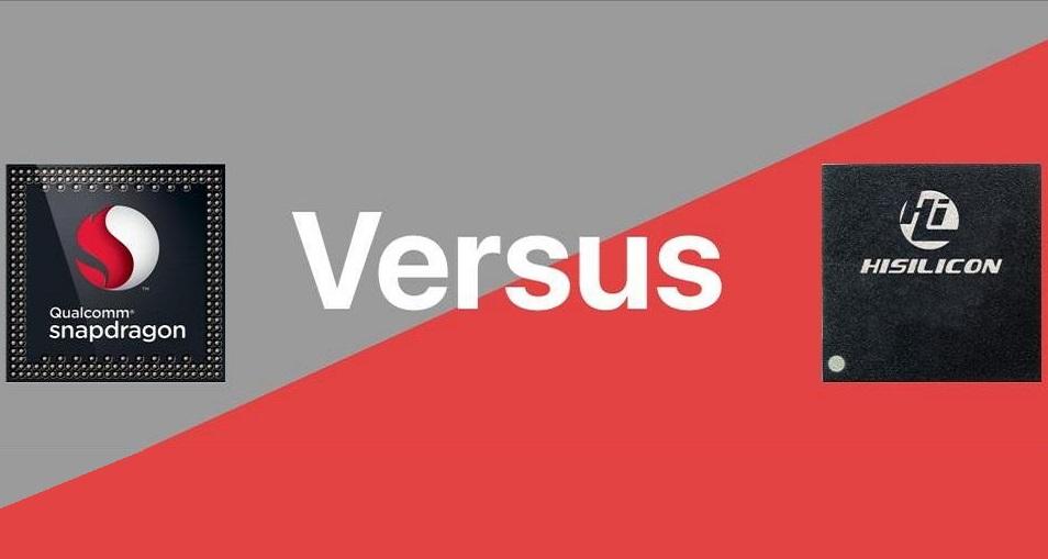 kirin 710 vs snapdragon 710 - Naslovna