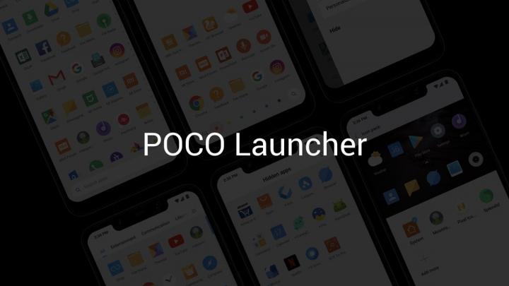 novi MIUI launcher ladica za aplikacije - Naslovna