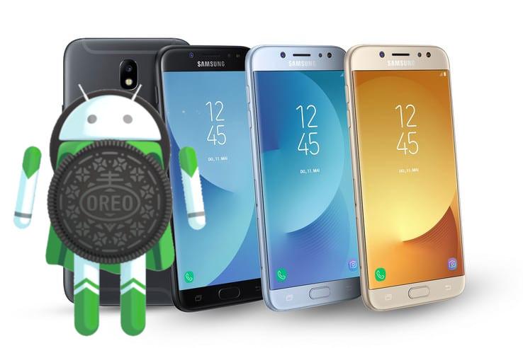 Samsung Galaxy J5 (2017) Oreo nadogradnja - Naslovna