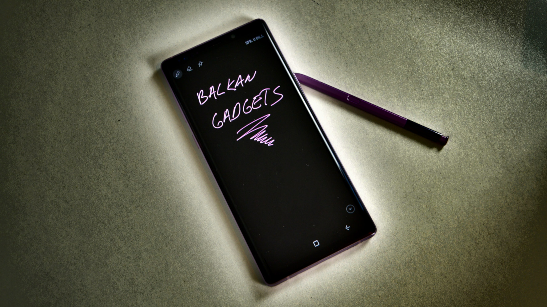 Što sve možete sa S Pen olovkom na Galaxy Note 9