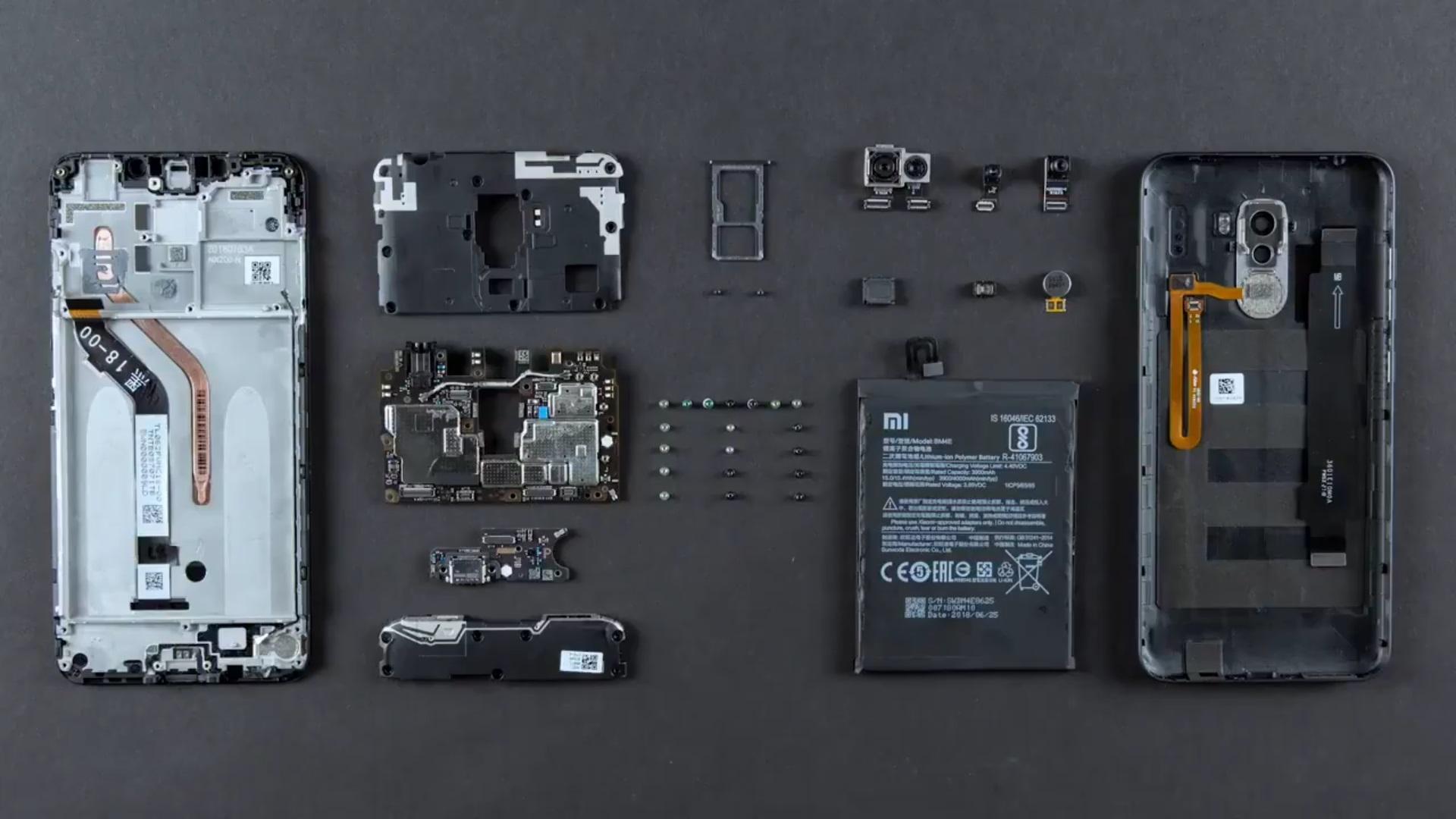 Xiaomi Pocophone F1 dijelovi - Naslovna