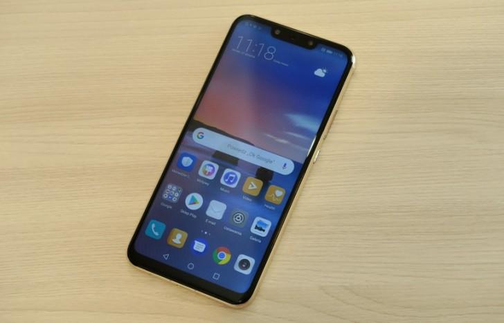 Huawei Mate 20 Lite specifikacije cijena - Naslovna