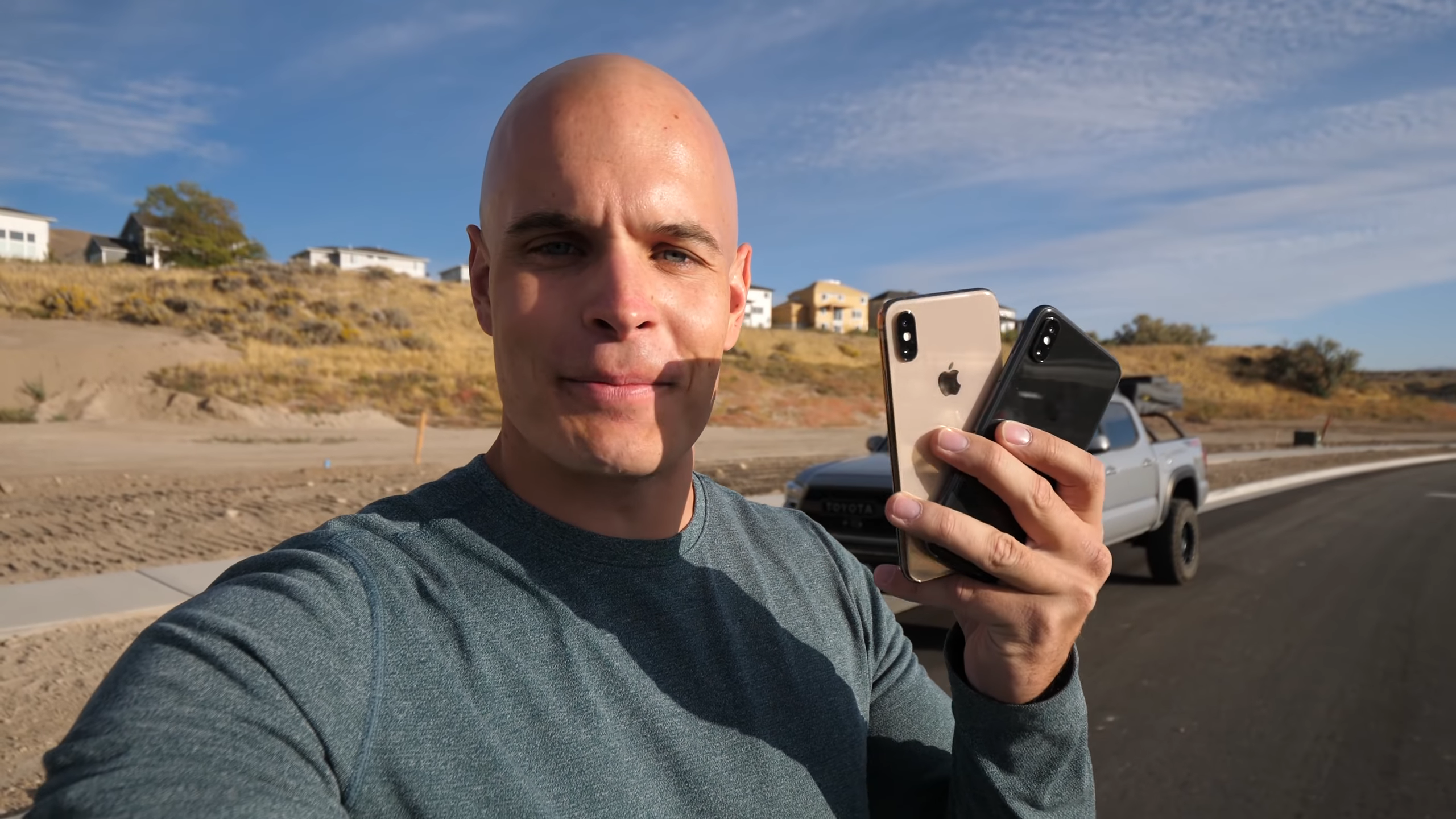 iPhone Xs drop test JerryRigEverything - Naslovna