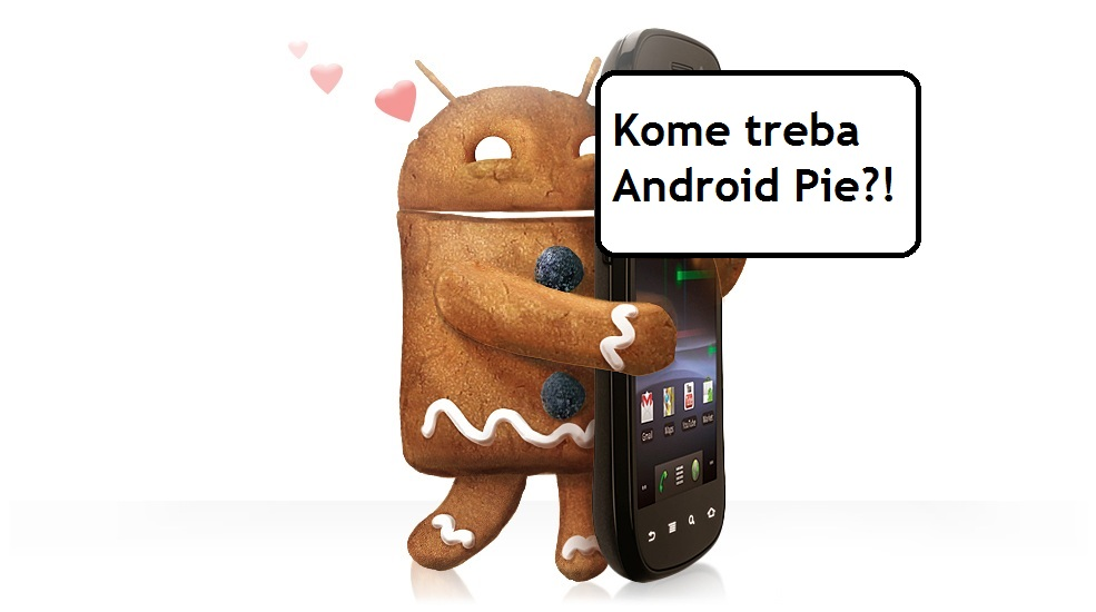 Android distribucijska lista 8.2018. - Naslovna