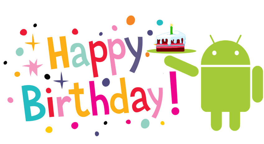 Android 10ti rođendan - Naslovna