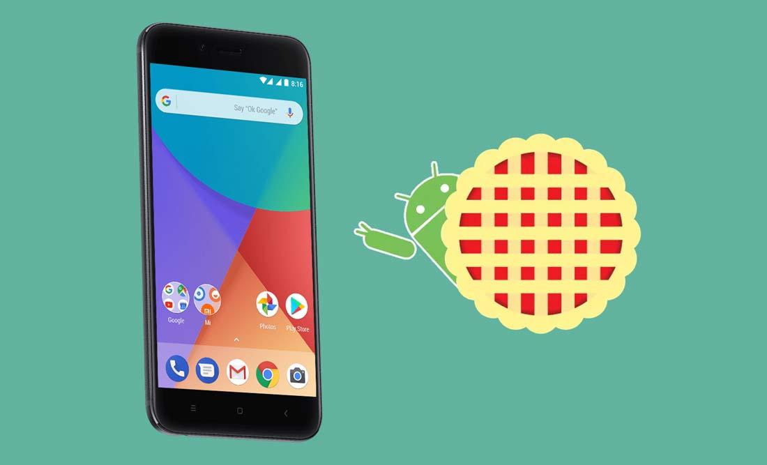 Xiaomi Android Oreo Pie nadogradnja 2018 - Naslovna