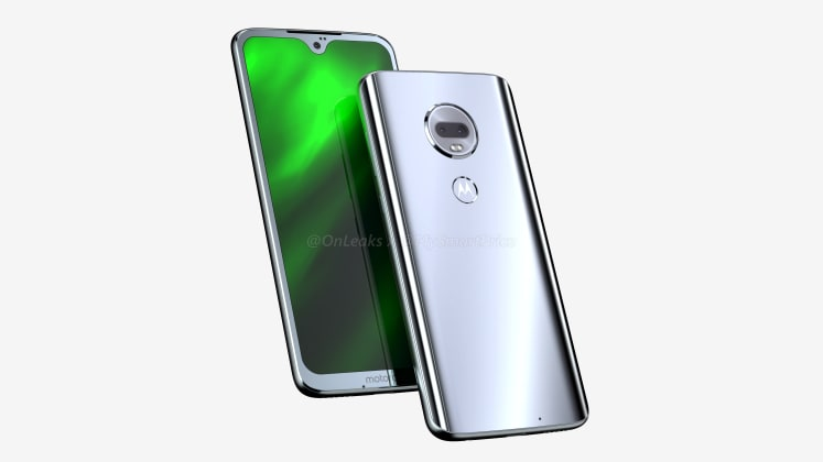 Moto G7 renderi slike