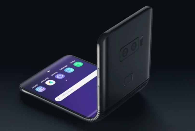 Samsung prvi savitljivi telefon