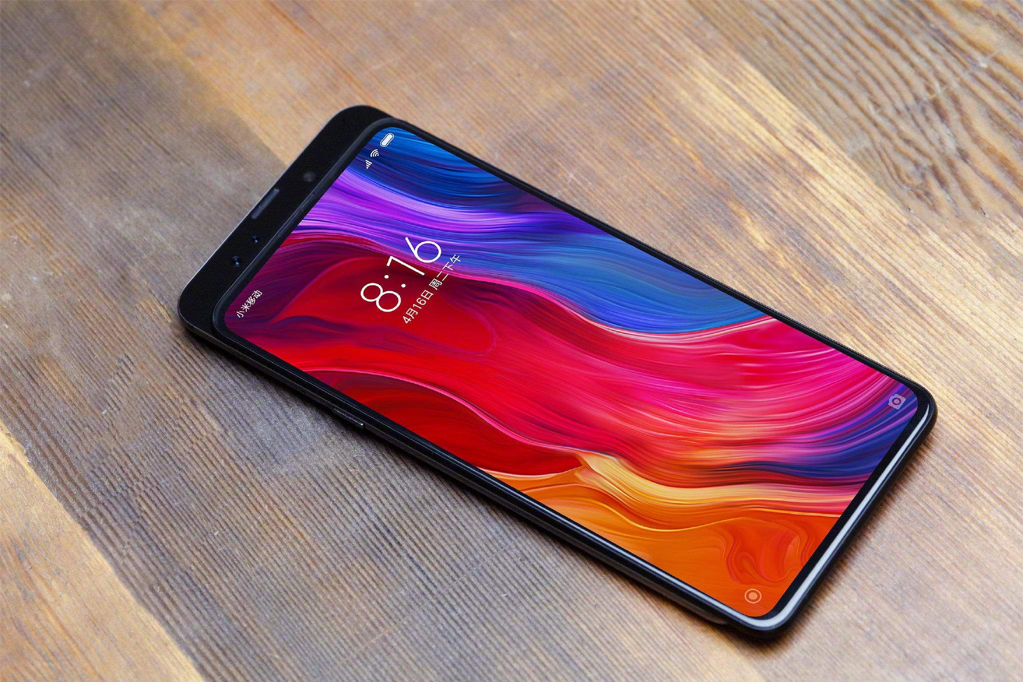 Xiaomi Mix 3 izlazak