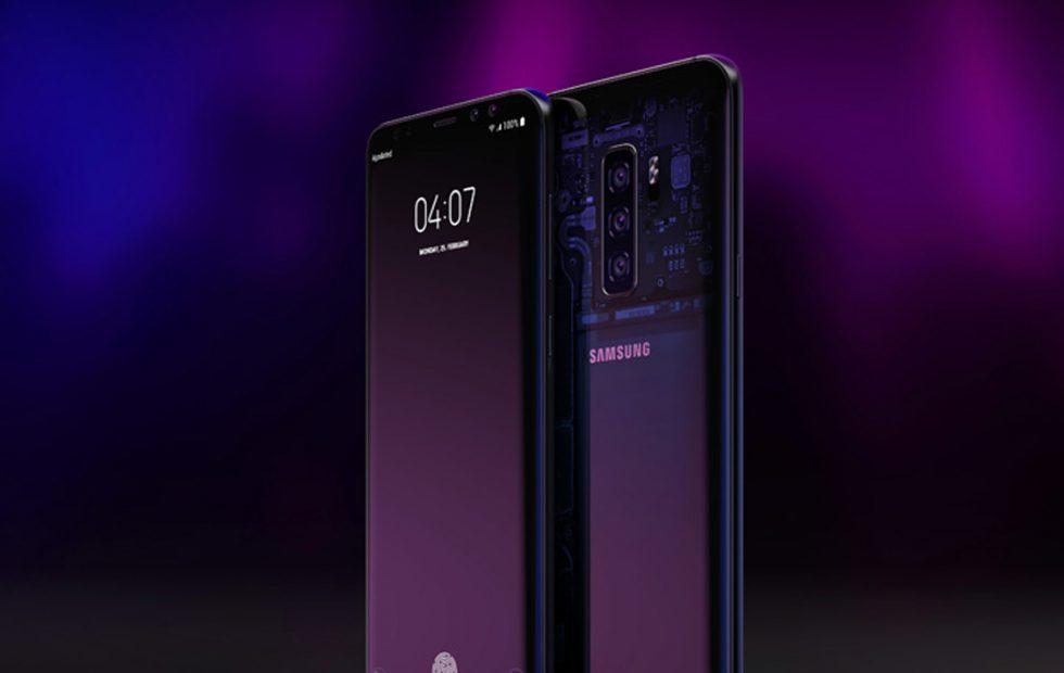 četvrti Galaxy model 2018 Snapdragon 8150 - Naslovna