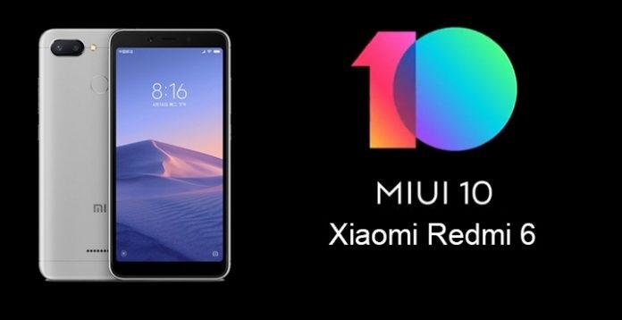 Xiaomi Redmi 6 MIUI 10 nadogradnja - Naslovna 1