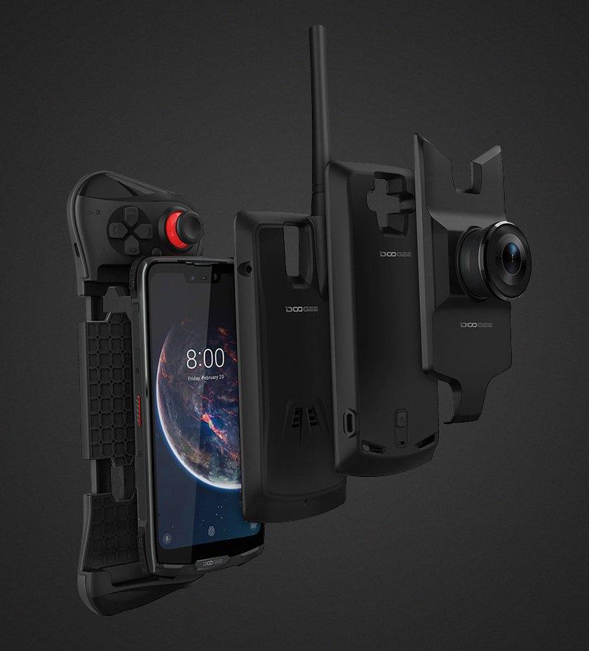 Doogee S90 rigidni modularni telefon - Naslovna