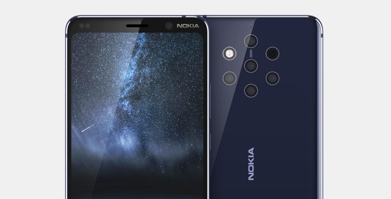 Nokia 9 renderi video - Naslovna