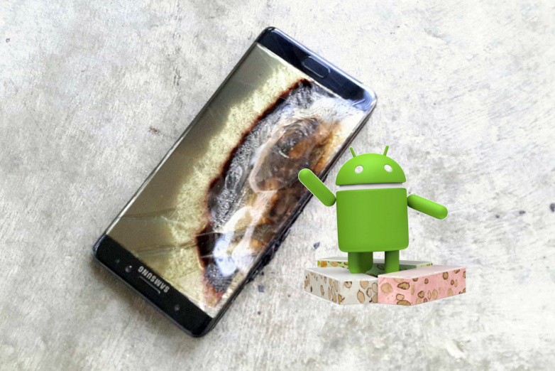 Samsung Galaxy Note FE Android 9 Pie One UI - Naslovna