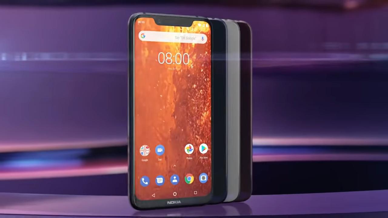 Nokia 8.1 promo video - Naslovna