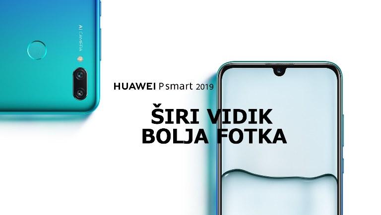 Huawei P Smart 2019 cijena specifikacije