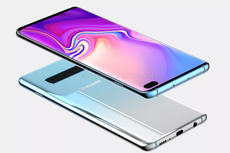 Samsung Galaxy S10+ slike